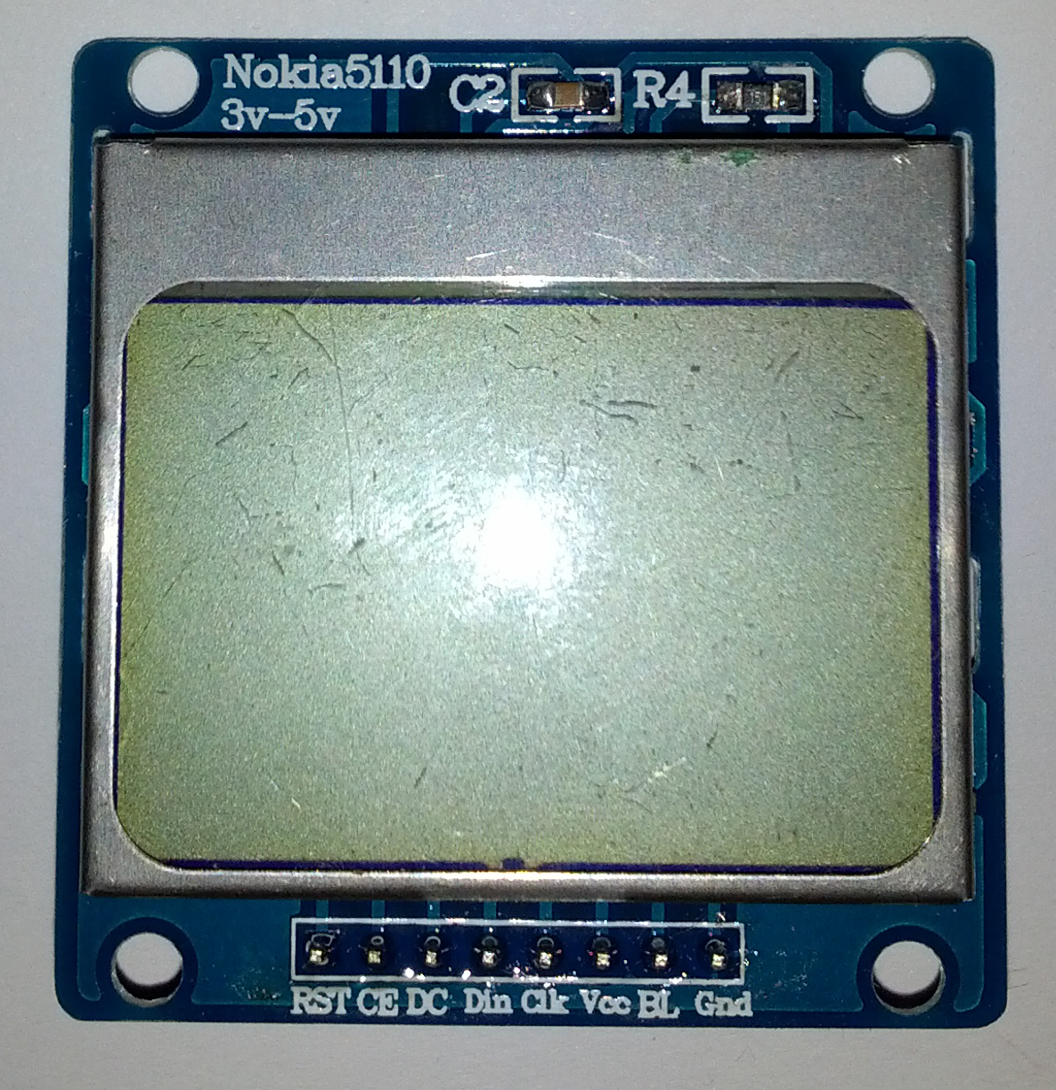 lcd display with raspberry pi rh blog onetwentyseven001 com Nokia 5210 Nokia 6600