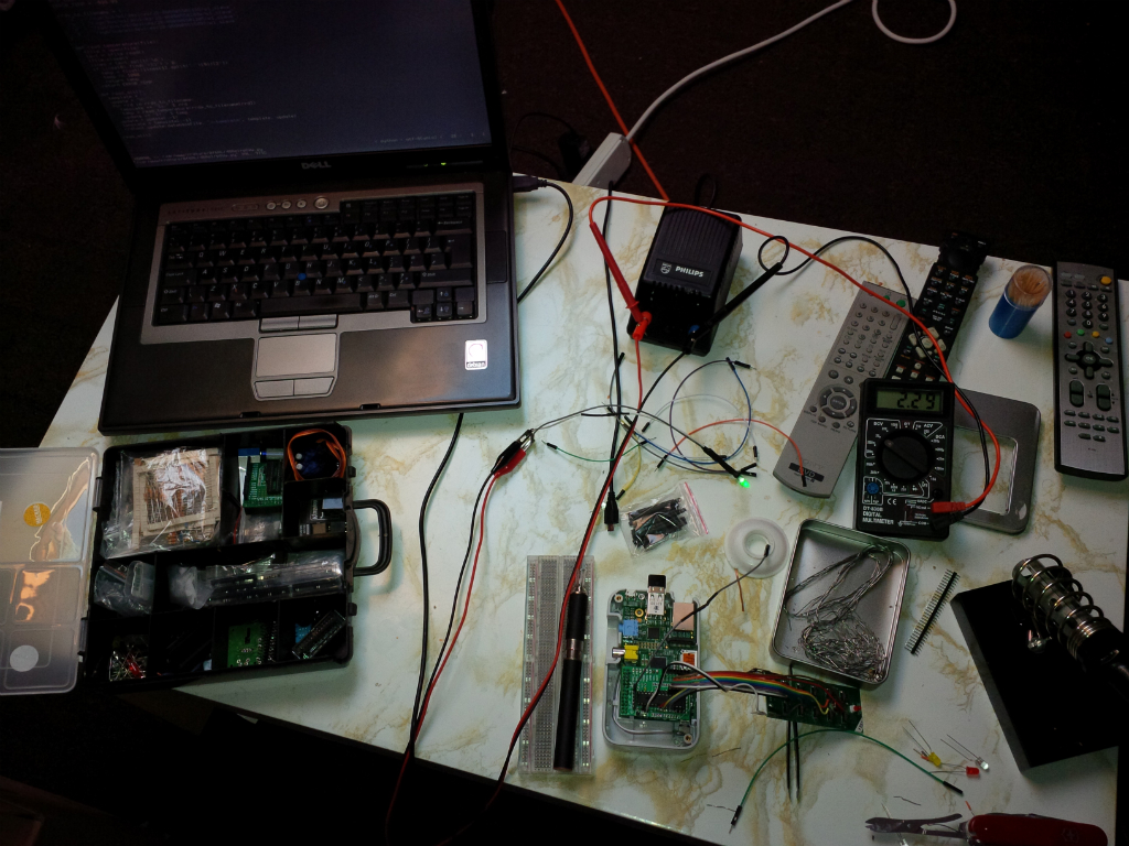 Improving my remote socket setup.